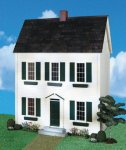 Quick Build Dollhouse Kits