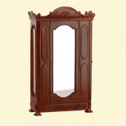 Belmont Armoire-New Walnut