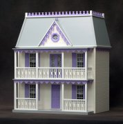 Lilliput Plum Pudding Dollhouse Kit