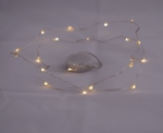 Dollhouse Christmas Lights-Battery Operated X25