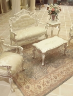 Francois Living Room Set by Majestic Mansions