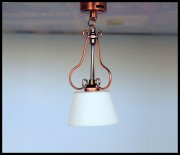 3rd Ave. Dollhouse LED Lamp-Battery Operated C33