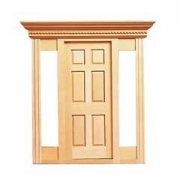 Playscale Exterior Jamestown Door