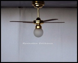 The Wadsworth Ceiling Light Fan C36