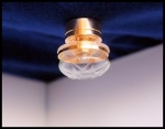 The Heights Ceiling Light C29 Clear
