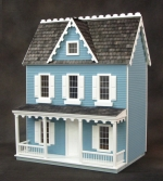 Vermont Farmhouse Jr. Dollhouse Kit