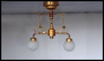 Delancey Street Cafe Dollhouse LED Lamp C37