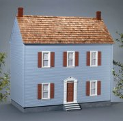 Montpelier Dollhouse Kit