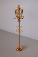 Brass Outdoor Lamp FL 7 B