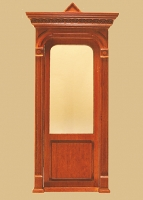 Golden Gate Exterior Dollhouse Door