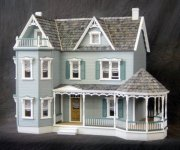 Glenwood Dollhouse Kit