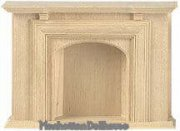 Jamestown Fireplace