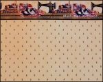Sewing Room Wallpaper 612a
