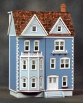 Half Inch Scale Dollhouse Kits