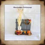 Miniature Halloween or Fall Setting