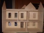 Cathy's Colonial Dollhouse