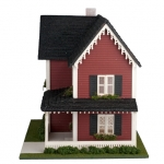 Farm Style Dollhouse Kit in 144th Scale