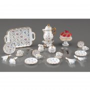 Reutter Porzellan Tea Service for 4