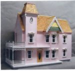 DIY-Dollhouse Kits by Style