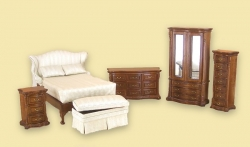 Park Ave Bedroom Set by Bespaq-PSS