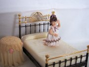 Young Girl Dollhouse Doll