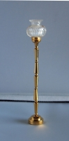 New Brass Dollhouse Floor Lamp F4B