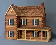 Ponderosa Dollhouse Kit