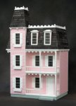 "Standard 1"" Scale Dollhouses"