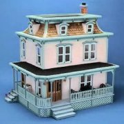 The Lilly Dollhouse