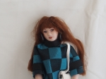 Hip Dollhouse Doll