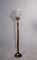 Antique Brass Floor Lamp F4