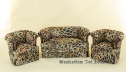 "The ""Cheetah"" Club Set"