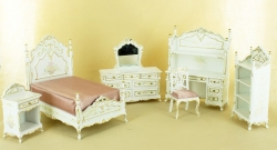The Lilianna Chantal Bedroom Set by Bespaq
