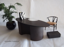 Modern Miniature Chandler Desk Set by Paris Renfroe