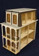 Saint Charles Dollhouse by Majestic Mansions