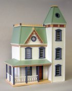 Apple Blossom Dollhouse Kit