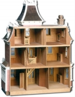The Beacon Hill Dollhouse