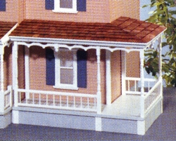11 Inch Wraparound Porch Kit - Right Only
