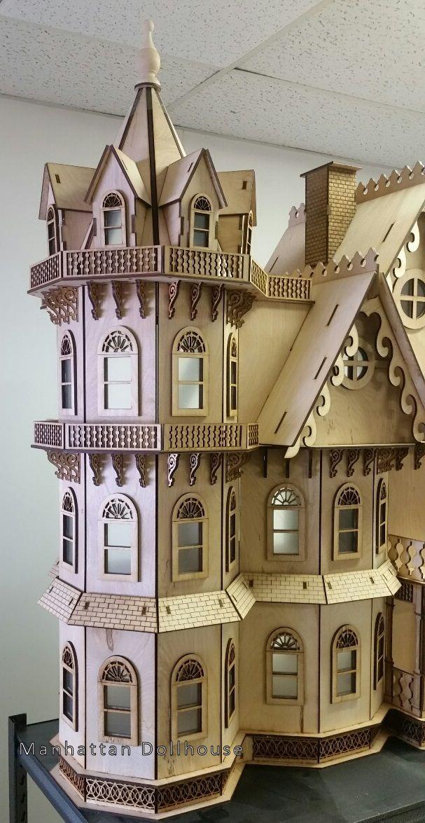 Leon gothic victorian mansion dollhouse kit leon gothic victorian leon gothic victorian mansion dollhouse kit solutioingenieria Choice Image