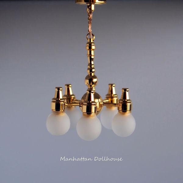 Kips bay chandelier c42 5399 manhattan dollhouse dollhouse click to enlarge aloadofball Choice Image