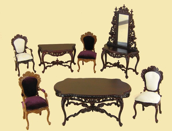 The Biltmore Dining Room Set By Bespaq Click To Enlarge