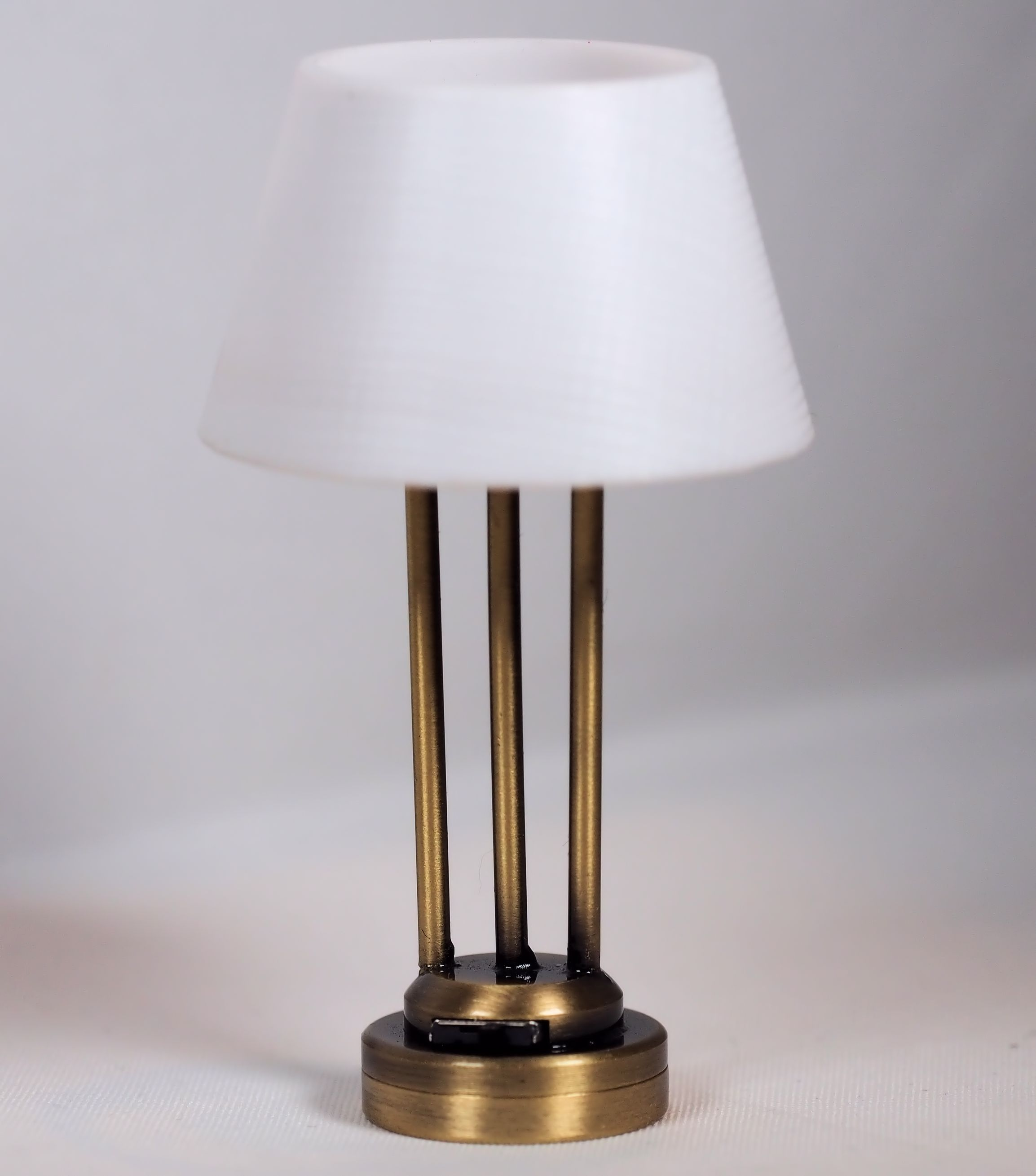 The new yorker battery operated table lamp t28 t28 2995 battery operated table lamp t28 click to enlarge aloadofball Images
