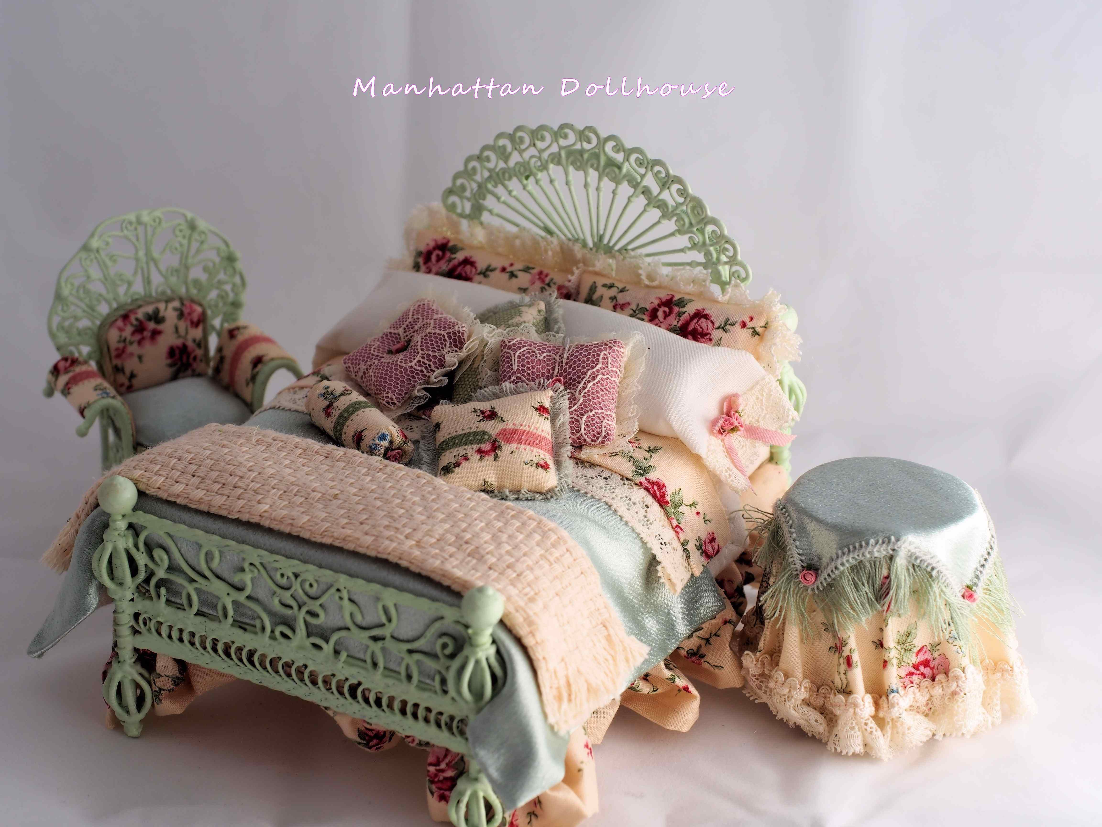 Doll Furniture For Sale Part - 40: Dollhouse_miniature_funiture