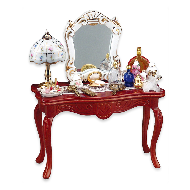 Reutter Porzellan Cosmetic Table With Accessories Click To Enlarge