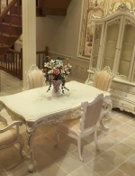 Antoine Dining Room Set by Majestic Mansions