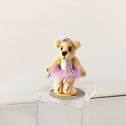 Teddy bear in tutu