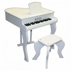 Schoenhut Elite Baby Grand Toy Piano - 372W