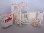 Miniature Nursery Set by Serena Johnson