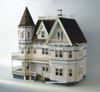 Dollhouse Kits Over 450 Large Dollhouses Manhattan Dollhouse