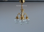 Second Ave. Miniature LED Lamp-C7 CL